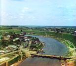 Ржев, Мост через Волгу